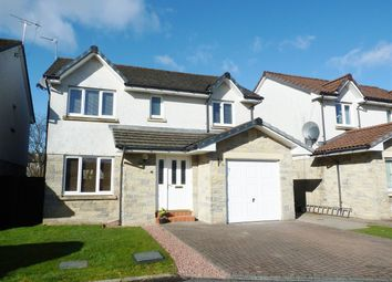 Thumbnail 4 bed detached house for sale in Bracken Lane, Stirling