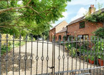 Thumbnail 6 bed detached house for sale in High Street, Wootton, Ulceby