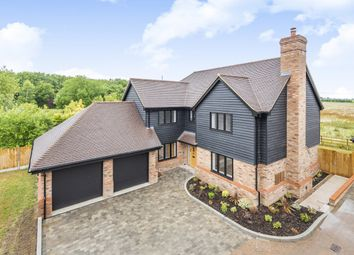Thumbnail 5 bed detached house for sale in Newington Industrial Estate, London Road, Newington, Sittingbourne