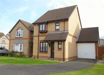 Thumbnail 3 bed detached house for sale in Hawksmead, Bicester