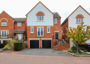 Thumbnail 5 bed detached house for sale in Swallow Wood Road, Swallownest, Sheffield