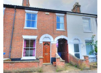Thumbnail 3 bed terraced house for sale in Cyprus Street, Norwich