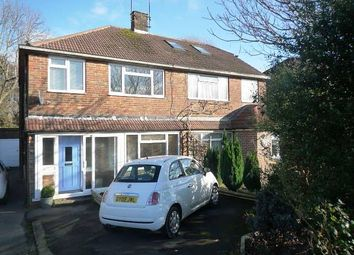 Thumbnail 3 bed semi-detached house to rent in Friars Oak Road, Hassocks