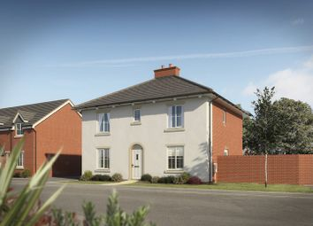 "Thumbnail 4 bed detached house for sale in ""The Lavernock"" at Trem Y Coed, St. Fagans, Cardiff"