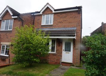 Thumbnail 3 bed end terrace house for sale in Chestnut Lane, Clifton Campville, Tamworth