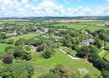 Thumbnail Property for sale in Plot 5 Maenne Parc, Wetherham Lane, St Tudy