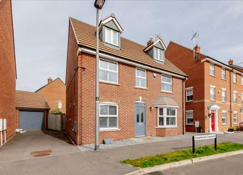 Thumbnail 5 bed detached house for sale in Drayhorse Crescent, Woburn Sands, Milton Keynes