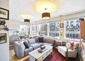 Thumbnail 3 bed flat for sale in Burwood Place, London