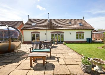 Thumbnail 4 bed detached house for sale in Redlingfield, Suffolk