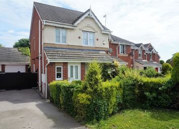 Thumbnail 3 bedroom detached house for sale in Norman Dagley Close, Earl Shilton