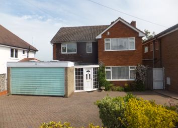 Thumbnail 4 bed detached house for sale in Clarence Road, Four Oaks, Sutton Coldfield