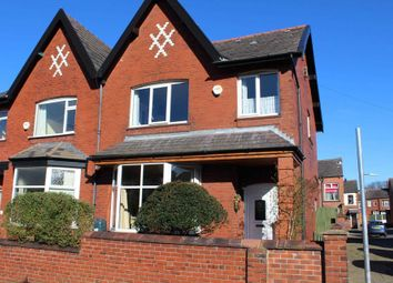 Thumbnail 3 bed semi-detached house for sale in Moorside Avenue, Bolton