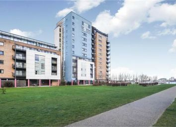 Thumbnail 2 bedroom flat for sale in Ferry Court, Cardiff Bay, Cardiff, South Glamorgan