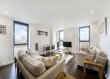 Thumbnail 2 bed flat for sale in Lumiere Apartments, 58 St. John's Hill, London