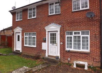 Thumbnail 3 bed terraced house for sale in Newbury Drive, Swindon, Wiltshire