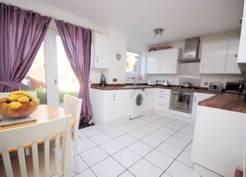 Thumbnail 3 bed terraced house for sale in Dominie Walk, Lee-On-The-Solent