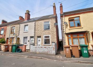 Thumbnail 2 bed end terrace house for sale in Regent Street, Church Gresley, Swadlincote