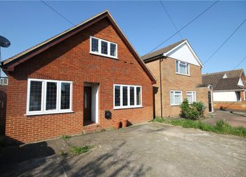 Thumbnail 3 bed detached bungalow for sale in Ashgrove Road, Ashford, Middlesex