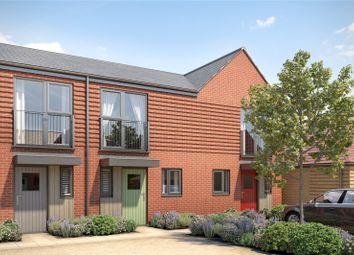 Thumbnail 2 bed terraced house for sale in Laureate Fields, Ferry Road, Felixstowe, Suffolk