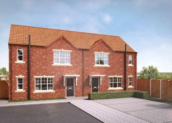 Thumbnail 1 bed flat for sale in Churchill Road, Yaddlethorpe Grange, Scunthorpe