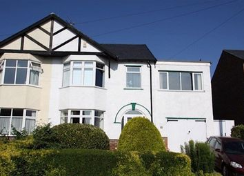 Thumbnail 5 bed semi-detached house to rent in Bank View Road, Derby