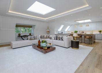 Penthouse, Birchcroft, Ascot, Berkshire SL5. 3 bed flat for sale
