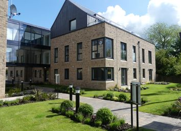 Thumbnail 2 bed flat for sale in Hemingway Court, Thornhill Road, Ponteland
