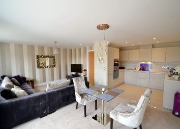 Thumbnail 2 bedroom flat for sale in Old Station Close, Lavenham, Sudbury