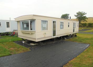 Thumbnail 2 bed property for sale in Ideal Paradise, Hareshaw Linn Caravan Park, Bellingham