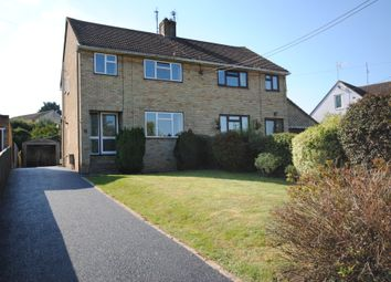 Thumbnail 3 bed semi-detached house to rent in Ducklington Lane, Witney