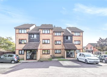 Thumbnail 1 bed flat for sale in Escott Place, Ottershaw, Surrey