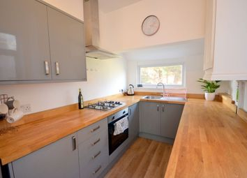 Thumbnail 2 bed terraced house for sale in Newington Road, Kingsthorpe, Northampton