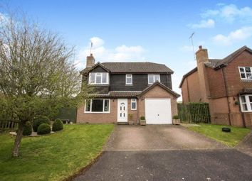 Thumbnail 4 bed detached house for sale in Newlyns Meadow, Alkham, Dover, Kent