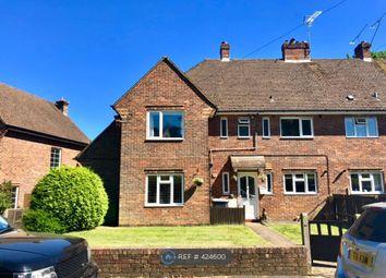 Thumbnail 2 bed maisonette to rent in Grange Road, Sevenoaks