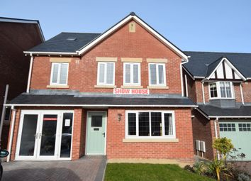 Thumbnail 4 bed detached house for sale in Plot 3, Thorncliffe Road, Barrow-In-Furness, Cumbria