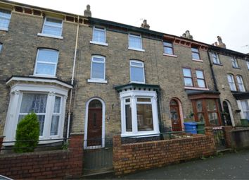 Thumbnail 4 bed terraced house for sale in Norwood Street, Scarborough, North Yorkshire