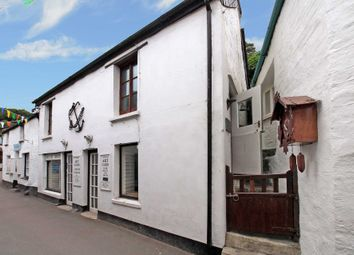 Thumbnail 2 bed maisonette to rent in Fore Street, Polperro, Looe