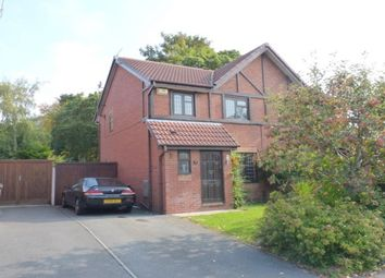 Thumbnail 3 bedroom semi-detached house to rent in Woodland Grove, Rock Ferry, Birkenhead