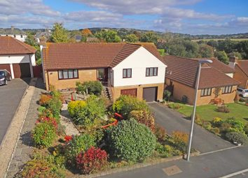 Thumbnail 3 bed detached bungalow for sale in Southway, Tedburn St Mary, Exeter