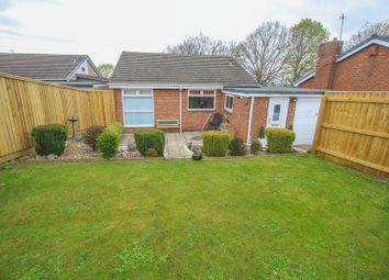Thumbnail 2 bed detached bungalow for sale in Hartside Crescent, Winlaton, Blaydon-On-Tyne