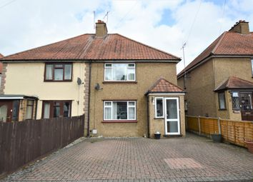 Thumbnail 3 bed semi-detached house for sale in Taylor Road, Ashtead