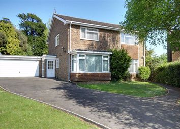 Thumbnail 4 bed detached house for sale in Longlands Spinney, Charmandean, Worthing, West Sussex