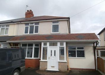 Thumbnail Flat to rent in Bradleys Lane, Wallbrook, Bilston