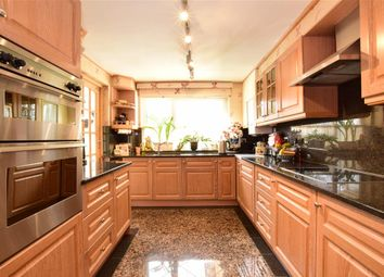 Thumbnail 4 bed flat for sale in Sunset Avenue, Woodford Green, Essex
