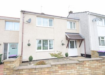 Thumbnail 3 bed terraced house for sale in Radnor Way, Cwmbran