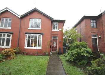 Thumbnail 3 bed semi-detached house for sale in Oulder Hill Drive, Bamford, Rochdale