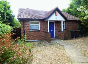 Thumbnail 3 bed detached bungalow for sale in Damson Dell, Little Billing, Northampton