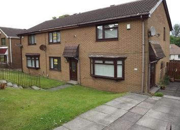Thumbnail 2 bed terraced house to rent in Gateside Gardens, Greenock