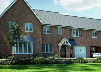 Thumbnail 3 bed mews house for sale in Plot 290 The Darlton A, Parc Jasmin, Chester Road, Chester