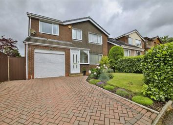Thumbnail 4 bed detached house for sale in Caernarvon Road, Helmshore, Lancashire